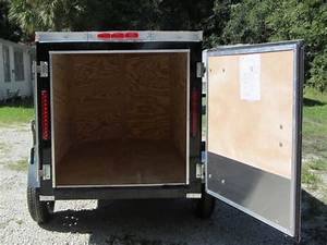 4x6 Enclosed Trailer   Factory Direct Prices