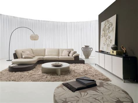 canape bretz living room collection natuzzi 2010