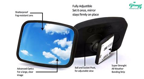 view 360 adjustable blind sp end 10 10 2017 11 47 am آینه افزایش دید خودرو توتال ویو total view 360 degree Total