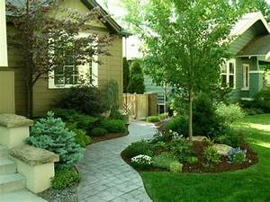 Schöne Gärten Anlegen : vorgarten gestalten schl ngelweg anlegen pflastersteine blumenbeet garten pinterest ~ Markanthonyermac.com Haus und Dekorationen