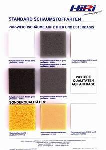 Matratzen Für über 130 Kg : pur weichschaum schaumstoff auf polyether und polyester basis hiri ~ Buech-reservation.com Haus und Dekorationen