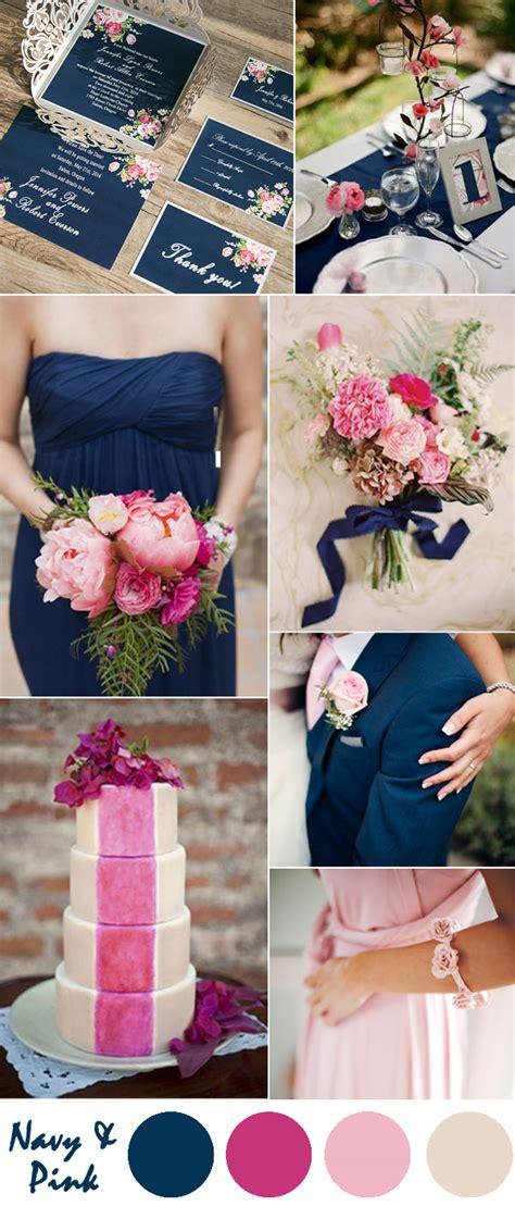 navy blue wedding color schemes pantone color of the year 2015 marsala wedding color