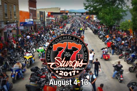 Attend 2017 Sturgis Motorcycle Rally On Us!! - Law Tigers