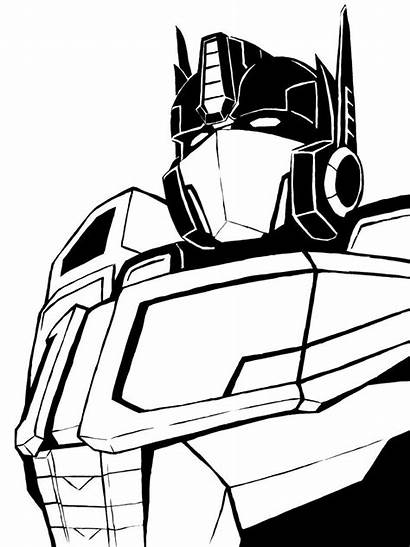 Optimus Prime Oc Transformers Stand Shall Fan
