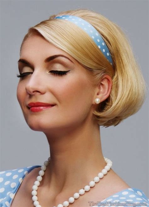 splendid retro chic hairstyles   love styles