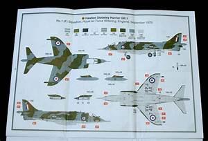Airfix Hawker Siddeley Harrier Gr 1 1 72