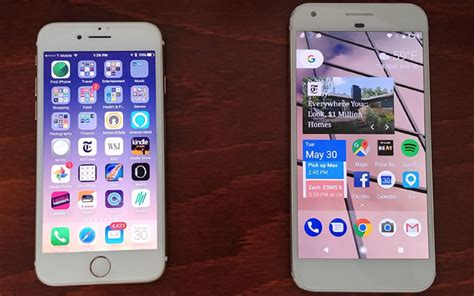 iphone vs smartphone iphone vs smartphone nexus 6 vs iphone 6 parison tech