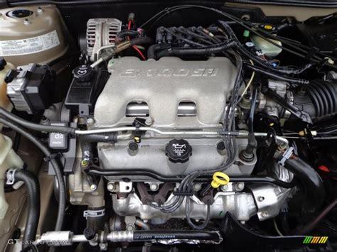 Pontiac 3400 Aztek Engine Diagram by 2004 Pontiac Grand Am Se Sedan 3 4 Liter 3400 Sfi 12 Valve