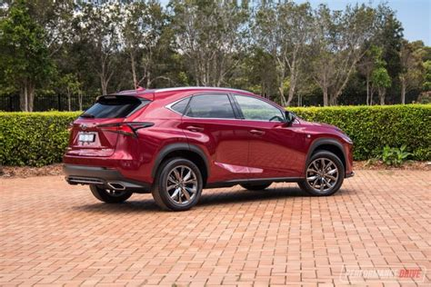 Lexus Nx F Sport Reviews by 2018 Lexus Nx 300 F Sport Review Performancedrive