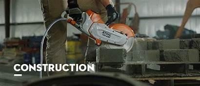 Stihl Construction