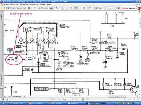 solucionado toshiba cf30f40r problema con el vertical