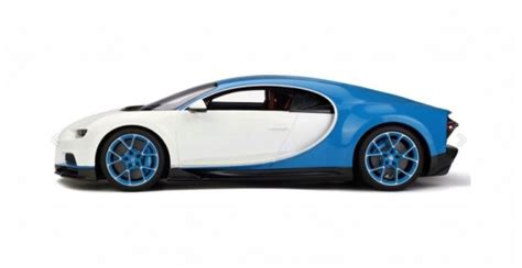 I spotted this very nice specced bugatti chiron cruising around. Kyosho KSR08664W-Z Bugatti Chiron White Blue 1:12