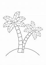 Palm Trees Coloring Printable Admin Published Author Date July Comment Adults sketch template