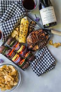 wine bbq pairing beaujolais serve pairings fare wines food paired overhead wondering keep summer