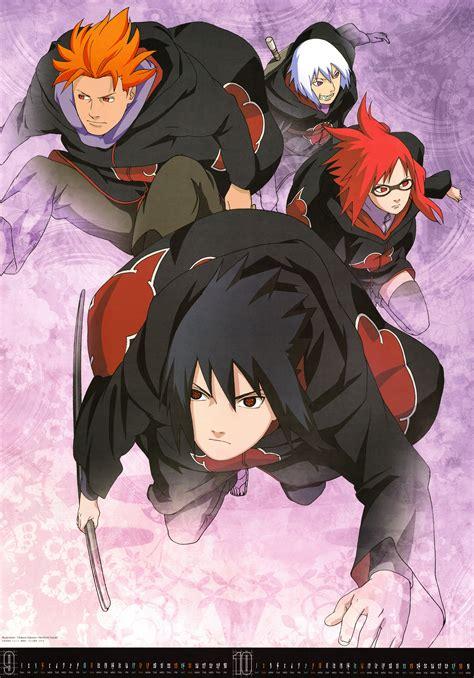 team taka naruto zerochan anime image board