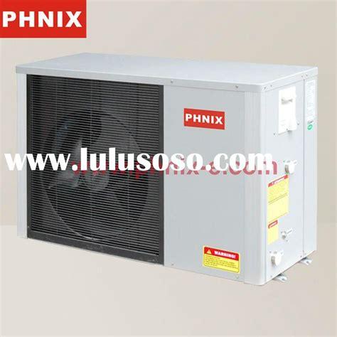 Photos of Inverter Air Source Heat Pump