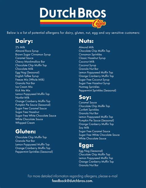 Dutch brothers coffee spokane 1306 n division st menu prices. Dutch Bros | FAQs