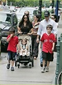 Isabella Damon Turns One!: Photo 431021   Celebrity Babies ...