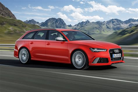 first audi audi rs6 avant performance first drive car june 2016 by