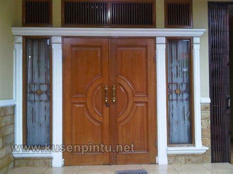 desain pintu rumah modern  jendela kusen pintu jendela