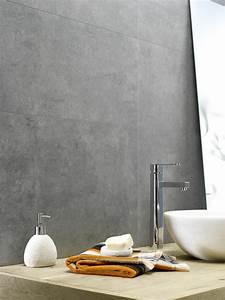 Lame Adhésive Murale : lambris pvc dumaplast gris clair 5mm lambris bois ~ Premium-room.com Idées de Décoration