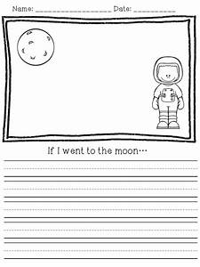 FREE space writing prompts for primary grades! Perfect for ...