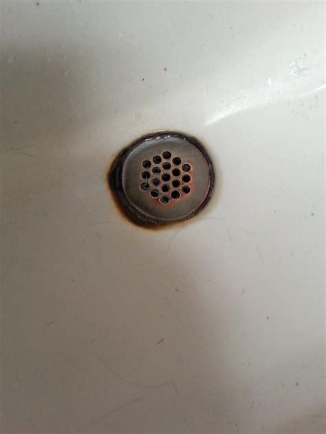plumbing   remove grating  bathroom sink home improvement stack exchange