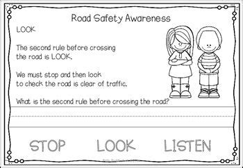 road safety activity pack by polly puddleduck teachers 859 | a7375b953110121760ff3172d17dc341