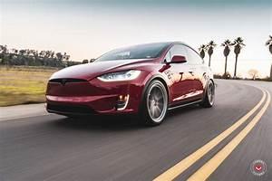 Tesla Model X - M-x Series  Ml-x2