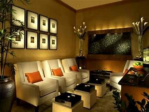 Small Room Layouts Spa Salon Interior Design Ideas Modern