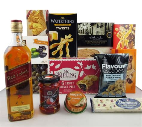 scotch hers christmas hers perth xmas gift baskets christmast pleasures gift hers