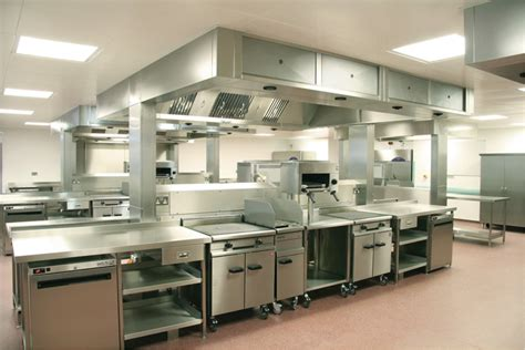 4 Ideas For Commercial Kitchen Design