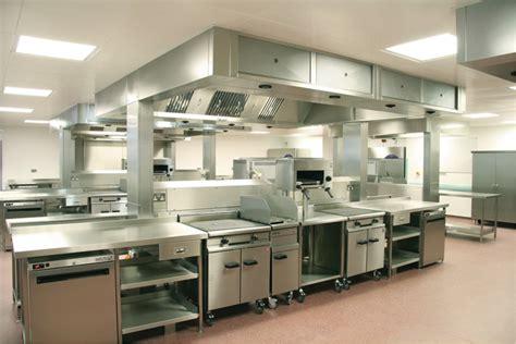 4 Ideas For Commercial Kitchen Design  Modern Kitchens