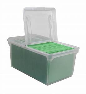 split lid stacking file box in file storage boxes With document storage box with lid