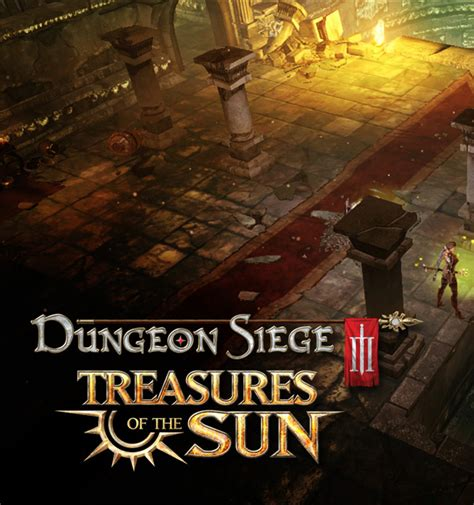dungeon siege 3 xbox 360 review dungeon siege iii treasures of the sun xbox 360 review