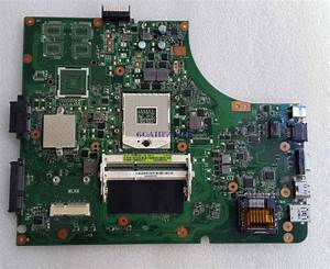 For Asus K53e K53sd Intel Motherboard S989 60