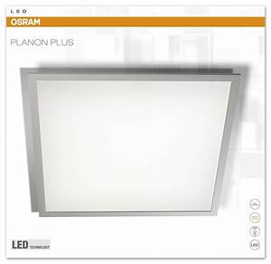 Led Panel Deckenmontage : osram planon plus led panel 36 watt 4000k neutral white 3200 lumen 60x60 cm ebay ~ Orissabook.com Haus und Dekorationen