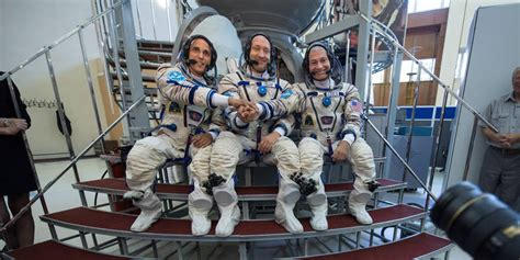 International Space Station Expedition 53 Crew Launch