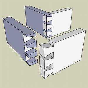 dovetail joint setup – woodguides