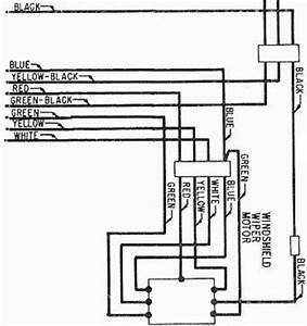 Looking For Wiring Diagram For 62 Single Speed Wiper Switch