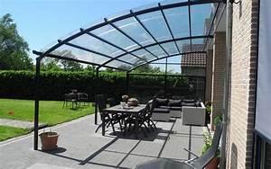 Abri De Terrasse Rideau : un abri de terrasse design au meilleur prix bozarc ~ Premium-room.com Idées de Décoration