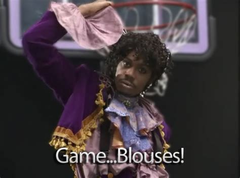 Game Blouses Meme - dave chappelle as prince quotes quotesgram