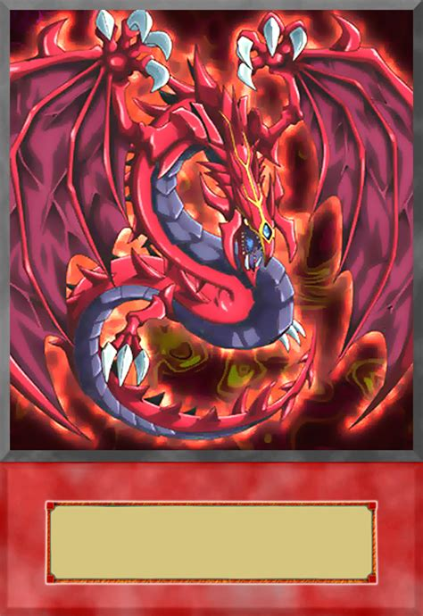 Slifer The Sky Deck Anime by Uria Lord Of Searing Flames Anime 1 By Alanmac95 On