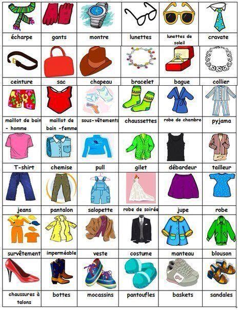 0008205671 easy learning french audio course clothes in french global citizens pinterest learn