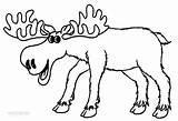 Moose Coloring Elch Ausmalbilder Printable Zum Animal Ausdrucken Malvorlagen Kostenlos Cool2bkids Konabeun Ausmalen sketch template