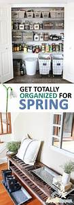 Get, Totally, Organized, For, Spring