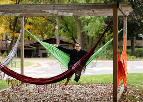 Hammock Area by Favorite Space Hammock Area Reminds Owner Of Grandmother