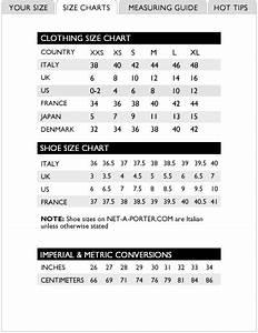 Uk Vs American Shoe Size Chart French Sizing Vs Italian Italian Outfits Clothing Size