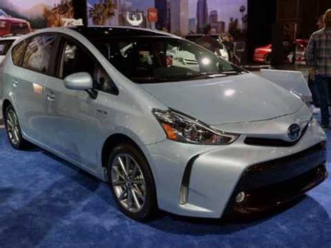 Toyota Prius Redesign Revealed Auto Show