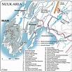 Nuuk Map - Nuuk Greenland • mappery
